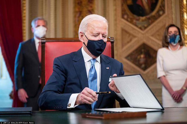 USA. Inauguracja Joe Bidena. Najnowsze informacje