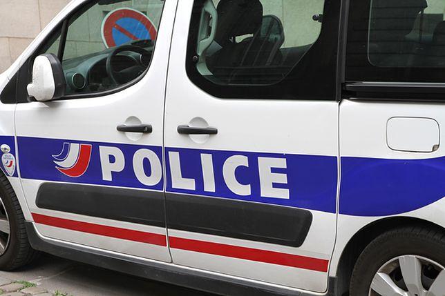 Policyjny snajper ranił ludzi podczas spotkania z prezydentem Francji