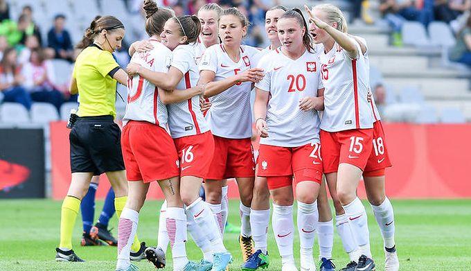 951e4b36c Mocne otwarcie roku. Reprezentacja Polski kobiet wysoko pokonała ...