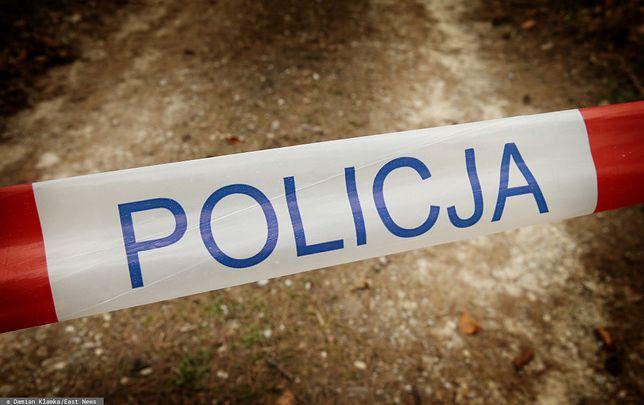 Warszawa. Zwłoki mężczyzny znalezione przy szpitalu