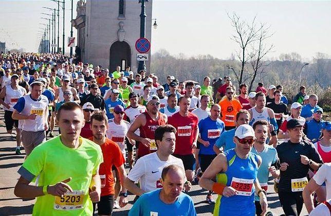 Półmaraton Warszawski nie zablokuje mostu Poniatowskiego