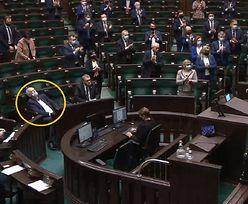 Budżet UE. Zrobił to w polskim Sejmie. Posłowie kpią z kolegi