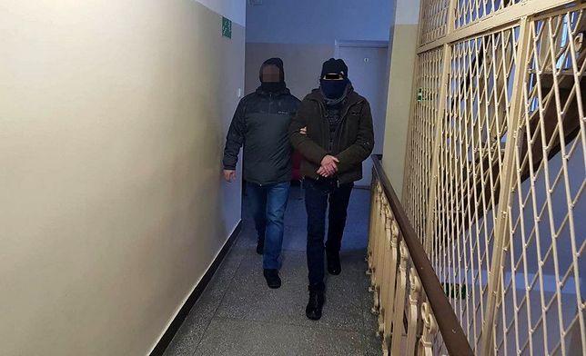 Warszawa. Mężczyzna jest podejrzany o liczne kradzieże
