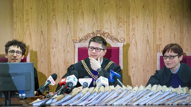 Pomówienie sędziego Łączewskiego. Zapadł wyrok
