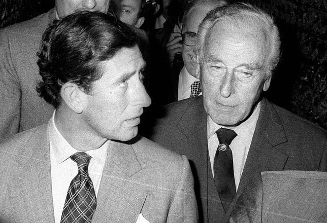 Był dla księcia Karola jak drugi ojciec. Akta FBI ujawniają nieznane oblicze męża stanu