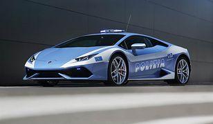 Lamborghini Huracán dla włoskiej policji