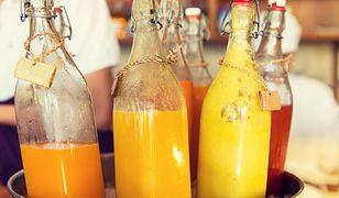 W domu bez problemu przygotujemy soki z warzyw i owoców