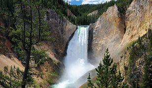 USA. Rekordowy październik w parku Yellowstone