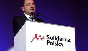 """Piotr Duda jest przewodniczącycm NSZZ """"Solidarność"""""""