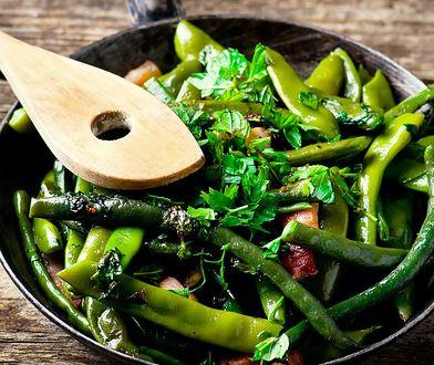 Fasolka szparagowa znajduje wiele zastosowań w kuchni