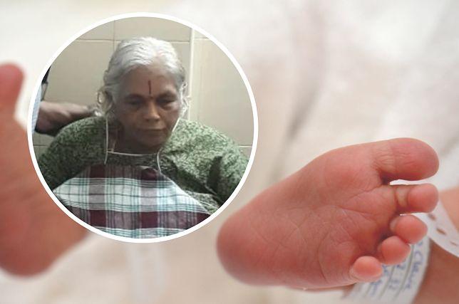 74-letnia Erramatti Mangayamma została najstarszą matką świata