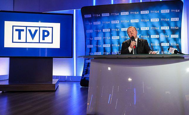 Polacy nie ufają TVP