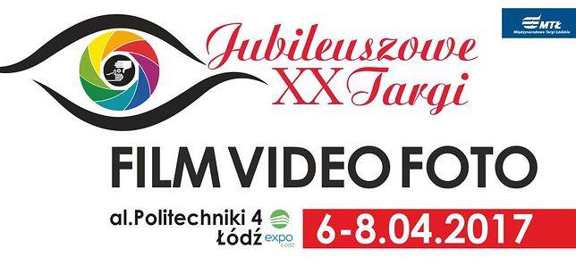 Jubileuszowe, dwudzieste Targi FILM VIDEO FOTO już za dwa miesiące