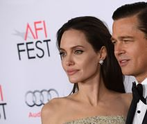 Brad Pitt i Angelina Jolie mają spersonalizowaną broń