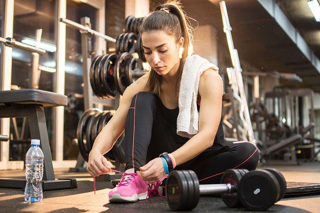 Strój na siłownię powinien być wygodny i funkcjonalny