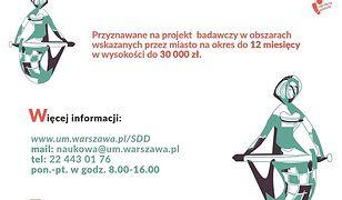 Warszawa. Doktoranci mogą uzyskać stypendia