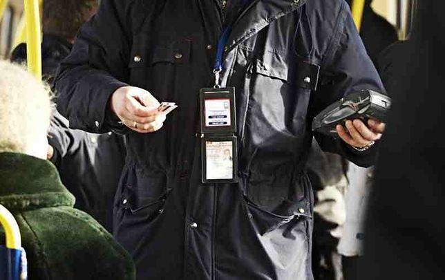 Wzrasta agresja pasażerów wobec kontrolerów biletów