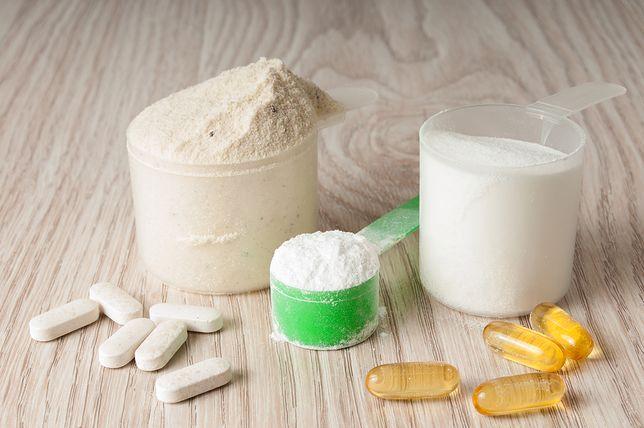 Odżywki na masę stosowane są przez osoby aktywne fizycznie, które chcą rozbudować mięśnie.