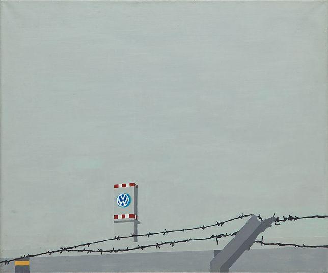 Praca polskiego artysty, która zdenerwowała wielki niemiecki koncern, teraz na sprzedaż
