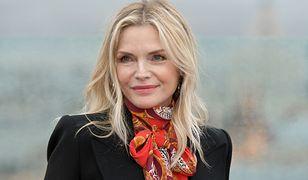 Michelle Pfeiffer na zdjęciu sprzed lat. Pokazała piękny portret
