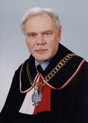Marek Safjan jest sędzią Europejskiego Trybunału Sprawiedliwości