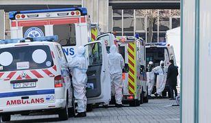 Poznań: zabrakło tlenu w szpitalu tymczasowym. Jest wniosek do prokuratury