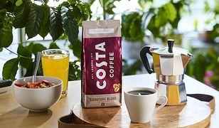Lepszy początek dnia z COSTA COFFEE Home Edition – ulubiona marka kawiarniana od teraz dostępna w wersji do domu!
