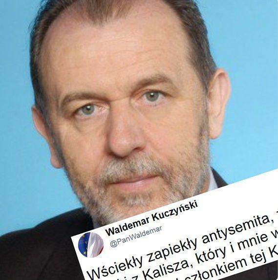 """""""Antysemita"""" i """"żydożarca PiS-owski z Kalisza"""". Kim jest członek komisji weryfikacyjnej?"""