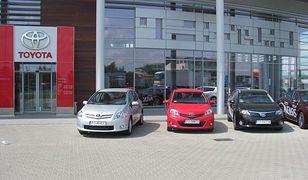 Polacy kupują mniej nowych aut