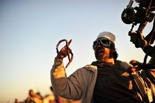 Amerykanie dadzą broń libijskim powstańcom?