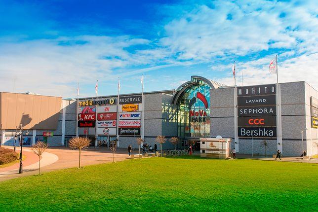 Centrum handlowe Nova Park w Gorzowie Wielkopolskim