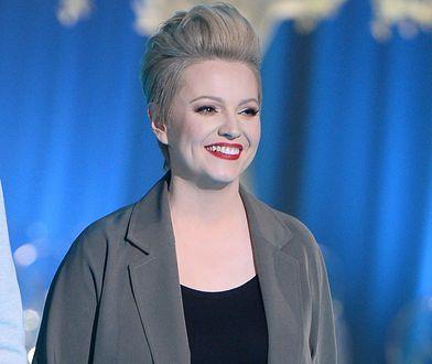 Dorota Szelągowska na wiosennej ramówce TVN w 2019 roku