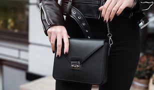 Skórzana torebka to piękny dodatek, który uzupełni każdy strój