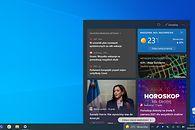 """Windows 10 i """"wiadomości i zainteresowania"""" na pasku zadań. Możesz je wyłączyć - Widok """"wiadomości i zainteresowań"""" w Windows 10"""