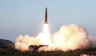 Azja. Korea Północna przeprowadziła testy rakietowe