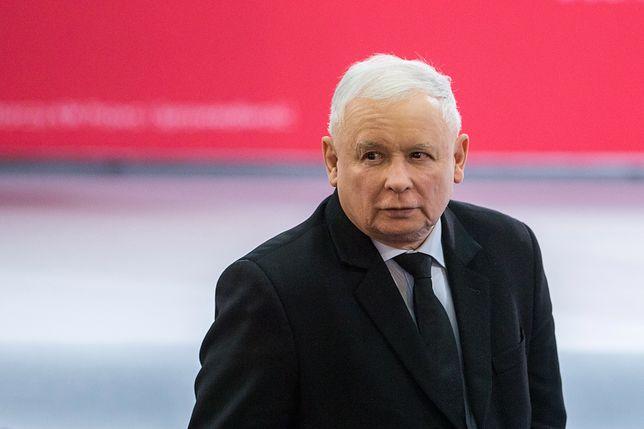 Jarosław Kaczyński w szpitalu. Chodzi o zabieg na kolano
