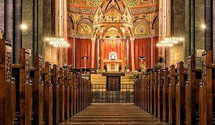 Małżeństwo z Konina włamało się do kilku kościołów