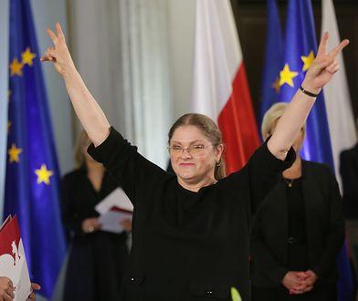 """Krystyna Pawłowicz chce """"radykalnej"""" reformy"""