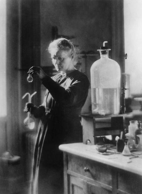 Maria Skłodowska-Curie to najbardziej wpływowa kobieta w historii. Nowy ranking BBC.