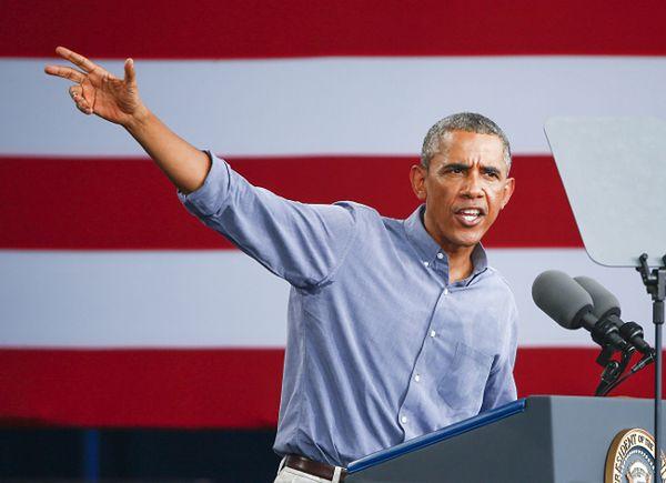 """""""Financial Times"""": szczyt NATO okazją dla Obamy, by odnowić rolę USA w świecie"""