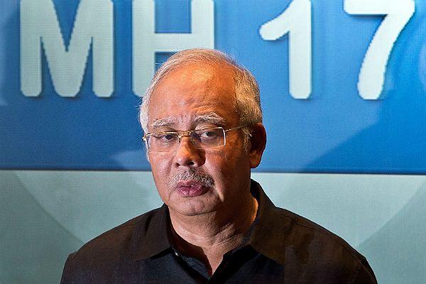 Premier Malezji Mohamed Najib bin Abdul Razak