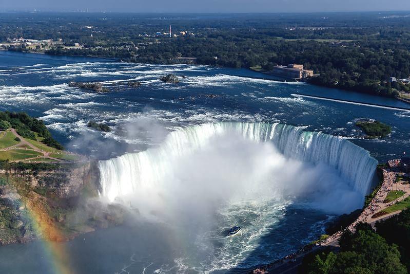 Największe wodospady świata