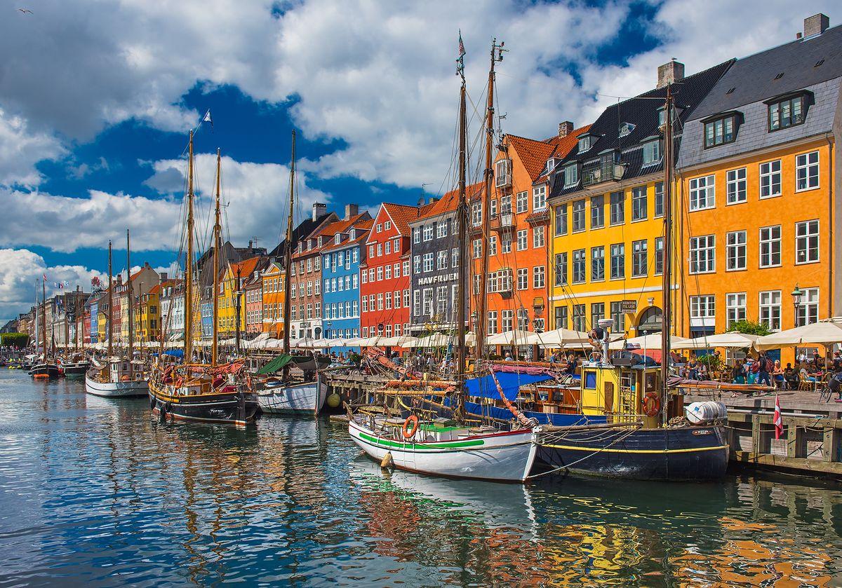 Kopenhaga - najbezpieczniejsze miasto świata 2021