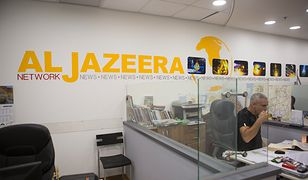 Izrael walczy z telewizją Al Jazeera. Planuje zamknąć miejscowy oddział telewizji
