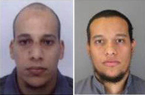 Policja opublikowała zdjęcia podejrzanych o dokonanie zamachu w Paryżu