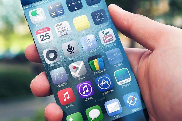 Nowy iPhone z wyświetlaczem 3D