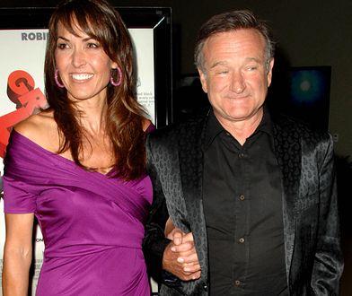 Susan, żona Robina Williamsa o chorobie męża. Co to jest otępienie z ciałami Lewy'ego?