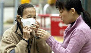 SARS znów atakuje w Chinach