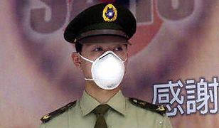 Śmiertelne żniwo SARS, tym razem na Tajwanie