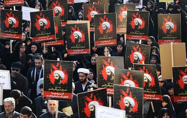 Coraz ostrzej między Iranem i Arabią Saudyjską. Ucierpieć może cały region